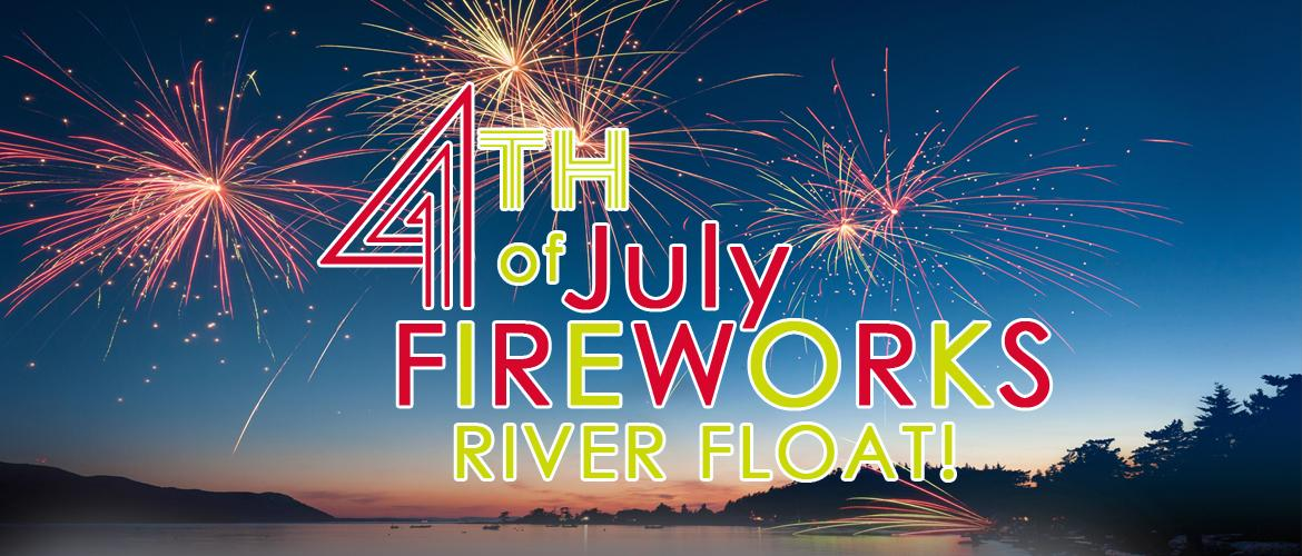 4th of july river float
